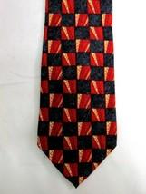 Ermenegildo Zegna Mens Silk Tie - $12.99