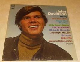 John Davidson - Tormentoso,Ambos Lados ahora,Suzanne,Palabras Vinilo LP ... - £11.13 GBP