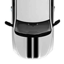 Vinyl Decal Stripes bonnet Sticker Kit for Dodge Ram 4x4 Wrap Hood Lifte... - $47.41
