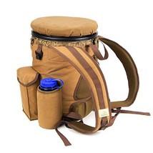 Peregrine Field Gear PFG-VBP3B-BRN Venture Hunting Bucket Backpack Combo... - $72.12