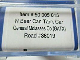 Atlas Trainman # 50005015  General Molasses Co Beer Can Tank Car N-Scale image 3