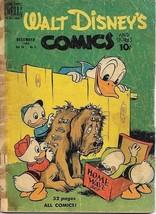 Walt Disney's Comics and Stories Comic Book #111, Dell Comics 1949 GOOD - $13.54