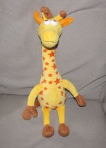 "Toys R US 2015 Geoffrey Giraffe 16"" Plush Stuffed Animal Lovey Toy Star - $15.83"