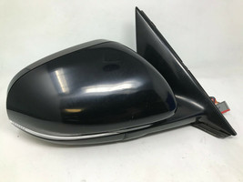 2010-2015 Jaguar XF Passenger Side View Power Door Mirror Black OEM C16011 - $323.99