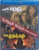The Fog/ The Howling (Scream Queen Double Feature) (Blu-ray)