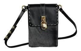 Michael Kors MK Women's Premium Leather Purse Belt Fanny Pack Bag 552527 image 2