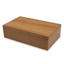 Lipper International 8-Compartment Bamboo Tea Box - $29.99