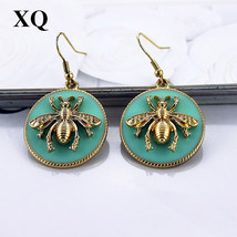 XQ Free shipping 2015 European and American fashion jewelry and gold ear... - $15.78