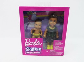 Mattel Barbie Skipper Babysitters Inc. Boy & Baby - New - $8.99