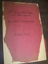 1944 CANANDAIGUA NY BAPTIST CHURCH POETRY BOOK JOHN HAMMOND POEMS EPHEMERA - $9.89