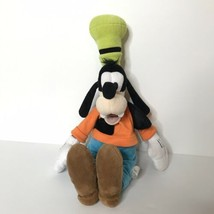 "Disney Just Play Goofy Plush Stuffed Animal Floppy Head 15"" Tall - $23.76"