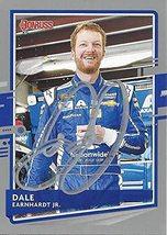 AUTOGRAPHED Dale Earnhardt Jr. 2021 Panini Donruss Racing (#88 Nationwid... - $51.29