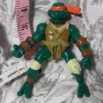 1993 Michaelangelo TMNT loose figure no weapons  - $18.80