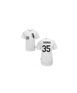 Chicago White Sox Frank Thomas   Majestic Home Cool Base MLB Jersey Size 50 - $93.06
