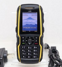 Sonim BOLT XP5520 (GSM UNLOCKED) Rugged Waterproof Cell Phone - Black