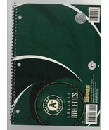 Oakland Athletics - 2007 - 2008 - 17th Monthly Planner - Baseball Calendar. - $1.35