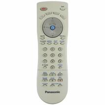 Panasonic EUR7613ZB0R Factory Original TV Remote For CT-32SC15, CT-32SL15 - $10.69
