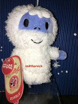 Hallmark Bumble Rudolph The Red Nosed Reindeer 50th Toys For Tots Itty B... - $49.99