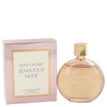 Sensuous Nude Perfume By Estee Lauder For Women 3.4 Oz Eau De Parfum Spray - $55.30