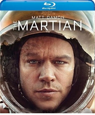 The Martian [Blu-ray, 2017]