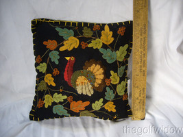 Bethany Lowe Fall Thanksgiving Festival Pillow no. RL8272 image 1