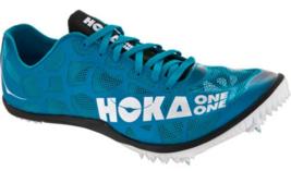 Hoka One One Rocket MD Sz 8.5 M (B) EU 40 2/3 Women's Track Running Shoes Blue
