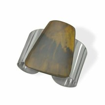 Fashion Cuff Bracelet with Brown Shell - $22.77