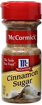 McCormick Cinnamon Sugar (524441) 3.62 oz - $12.82