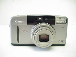 Canon Sure Shot Z115 35mm Camera with Built-in Flash - $54.44