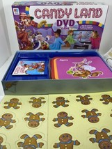 2005 Candy Land DVD Board Game Milton Bradley in Box Complete Age 4+ - $44.50