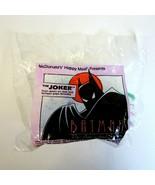 1993 McDonald's DC Comics Batman The JOKER Action Happy Meal Toy - MIP  - $7.99