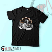 Harley Davidson Chopper Modification Men Unisex T Shirt USA S M L XL 2XL - $22.98