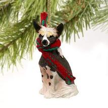 Chinese Crested Dog Original Ornament - $14.69
