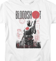 Bloodshot Graphic Tee Valiant Comics 1990s comic book Unity Rai t-shirt VAL121 image 2