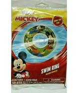 Disney Junior Mickey Donald Duck Goofy Swim Ring 17.5 inches Repair Kit - $6.44