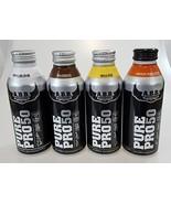 A.B.B Pure Pro 50 Post Workout Hi Protien Shake (4 Flavor Sample Pack) - $17.63