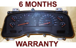 DODGE DURANGO/DAKOTA 2001 2002 2003  INSTRUMENT CLUSTER - 6 Months Warranty - $98.95