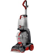 Hoover - Power Scrub Elite Upright Deep Cleaner - Gray/red *Brand New* 1... - $169.00