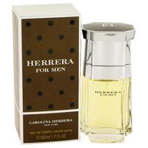 CAROLINA HERRERA by Carolina Herrera Eau De Toilette Spray 1.7 oz for Men - $61.95