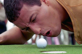 Adam Sandler in Happy Gilmore by golf ball 18x24 Poster - $23.99