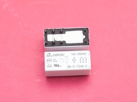 SM-S-124D-F, 24VDC Relay, SANYOU Brand New!! - $6.31