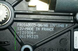 06-13 Volvo C70 Convertible Trunk Actuator Motor P/N: 1716533A image 5