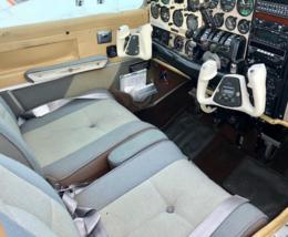1964 BEECHCRAFT B55 BARON For Sale In Ocala, FL 34474 image 4