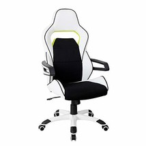 Techni Mobili Executive Ergonomic Essential Racing Style Home & Office C... - $219.41