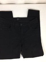 Forever 21 Black Jeans Size 27 Skinny Jeans Black Wash Stetchy Thin Fabric - $17.77