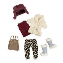 Lori Doll Warm Hat, Warm Heart Outfit - $24.83