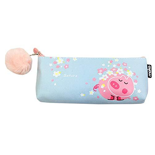 Primary image for Creative Stationery Pouch,Portable Stylish Pen Bag,Storage Pen Bag,School Suppli