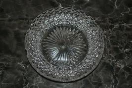 "Westmoreland Glassware English Hobnail Crystal 555 Clear 4"" Ashtray - $5.94"