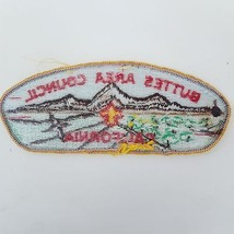 Buttes Area Council California BSA Patch - $10.90