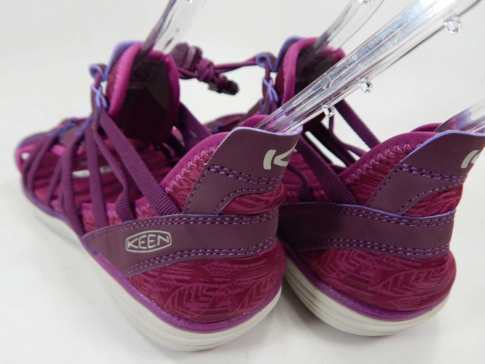 Keen Maya Gladiator Size US 7 M (B) EU 37.5 Women's Sports Sandals Dark Purple